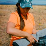 Mia Anstine Hunting Rifle Clean