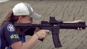 Julie Golob Rifle Shooting