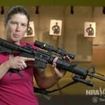 Kim Heath Rifle Manipulating Main