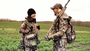 Ladies Hunting