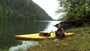 Melissa Bachman Kayak