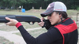 Melissa Bachman Sporting Clays 2