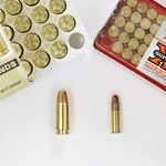 Centerfire And Rimfire Ammuntion In Box