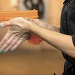 Karen Bartuch Pistol Grip Main