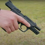 Gunsmarts Unholstered Handgun