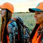 Mia Anstine Hunting Partner