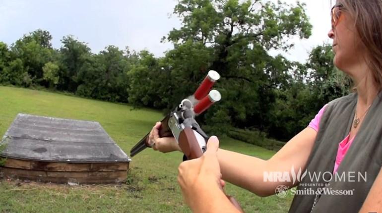 Heidi Rao Instructor Shotgun