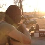 Melissa Bachman Sighting In Rifle Lede