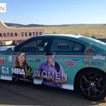 NRA Women Car At Whittington Center