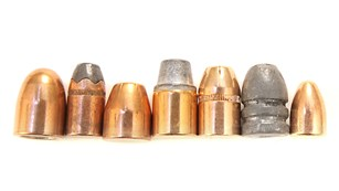 Types Of Bullets Lineup