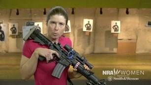 Kim Heath Rifle Weight main