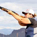Kim Rhode Shotgun Fit